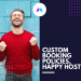 custom booking policy with myror
