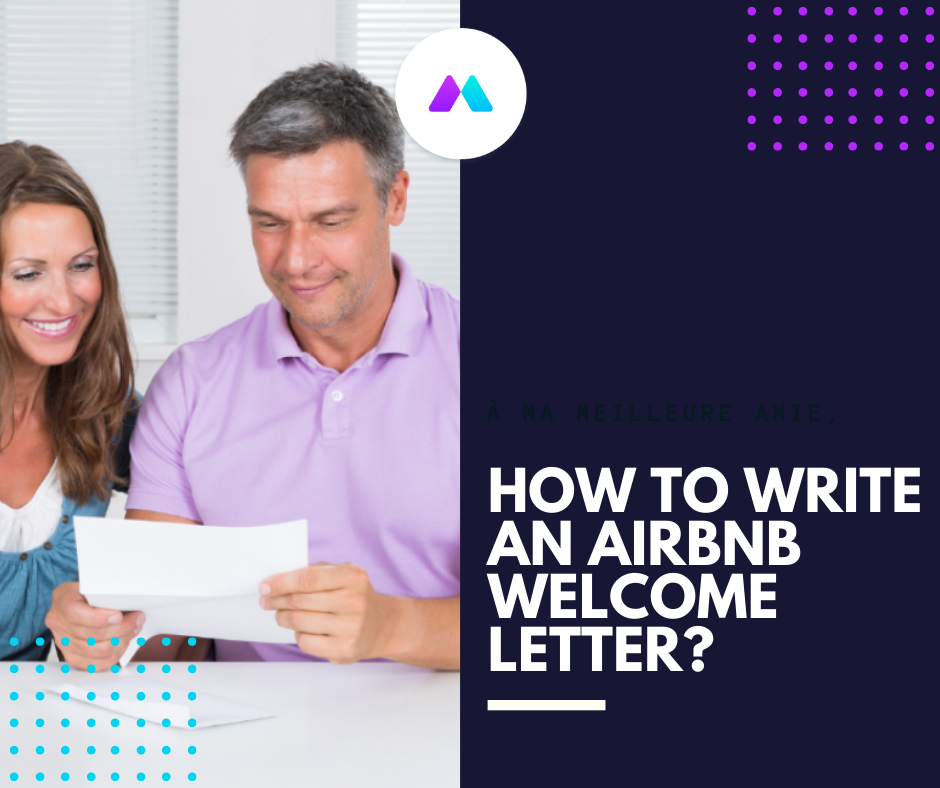How To Write an Airbnb Welcome Letter